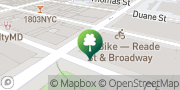 Map Success Fitness Studio New York, United States