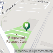 Map Ridgewood Racquet Club Ridgewood, United States