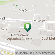 Map Arrow Pool Services Norristown, United States