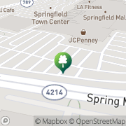 Map Demo Springfield, United States