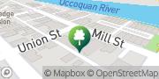 Map Carefree Boat Club Occoquan Occoquan, United States