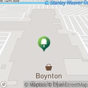 Map  Boynton Beach Fishing Charters Boynton Beach, United States
