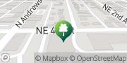 Map M24589 - HOTWORX - Fort Lauderdale, FL (Flagler Village) Fort Lauderdale, United States
