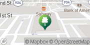 Map Youfit Health Clubs Miami, United States