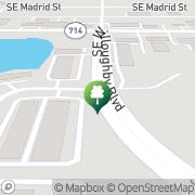 Map Us Taekwondo/Martial Arts Stuart, United States