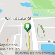 Map Fred Astaire Dance Studio West Bloomfield West Bloomfield Township, United States