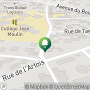 Carte de ASPTT Le Havre, France