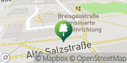 Karte SGB e.V. Impuls Leipzig, Deutschland