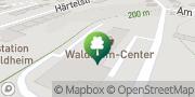 Karte VITALIS Waldheim Waldheim, Deutschland