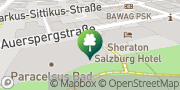 Karte Hypoxi Studio im Kurhaus e.U Daniela Rinnhofer Salzburg, Österreich