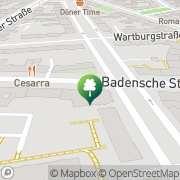 Map Ingenieurbuero für innovatives Bauen Berlin, Germany