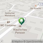 Karte Dietmar Engelbrecht Krankengymnastik-Praxis Kamenz, Deutschland