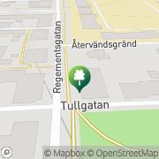 Karta Fristilen AB Östersund, Sverige