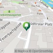 Karte VIBES FITNESS® Graz, Österreich