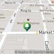 Map hashtag australia Sydney, Australia
