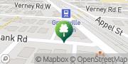 Map Left Field Co. Graceville, Australia
