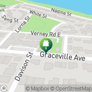 Map Movement Habits Graceville, Australia