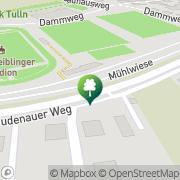 Karte Sportplatz Tulln Tulln, Österreich