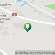 Map Centrum Sportowo-Rekreacyjne Malá Čermná, Czech Republic