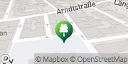Karte HOLDS & WALLS GmbH Wien, Österreich