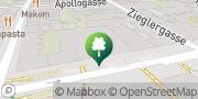 Map McFIT Fitnessstudio Vienna, Austria