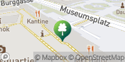 Map Winter im MQ Vienna, Austria