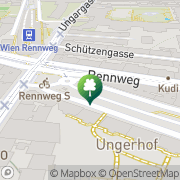 Karte Citybike (Fasanplatz) Wien, Österreich