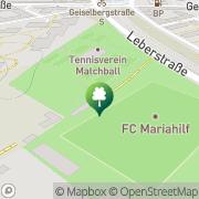 Karte FC Mariahilf - Heimplatz Wien, Österreich