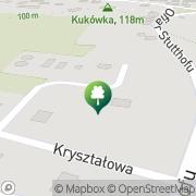 Mapa Gminny Ośrodek Sportu, Rekreacji i Turystyki Luzino, Polska