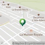 Carte de waterbike l'isle adam L'Isle-Adam, France