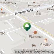 Kartta DaySpa Turkoosi Laguuni Oy Turku, Suomi