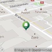 Kartta Motivus Brahe Turku, Suomi