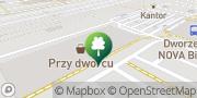 Mapa Siłownia McFIT Białystok, Polska