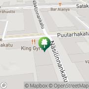 Kartta Tampereen Sisu ry Tampere, Suomi