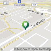 Kartta AML Keskus Oy Helsinki, Suomi