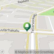 Kartta Jyväskylän Koulutuskeskus Oy Jyväskylä, Suomi