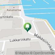 Kartta Vesimatkailu Savolax Oy Kuopio, Suomi