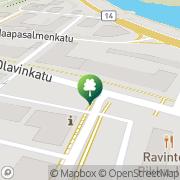 Kartta Haaga-Perho Savonlinnan yksikkö Savonlinna, Suomi