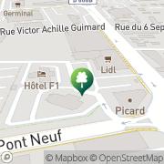 Carte de Camere A partire Da Sens, France