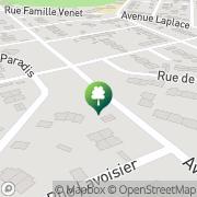 Carte de Motiv'Danse Tergnier, France
