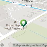 Kaart HealthCity Badhoevedorp, Nederland