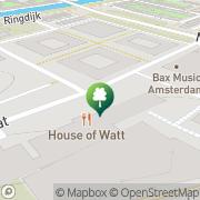 Kaart Kookook Amsterdam, Nederland
