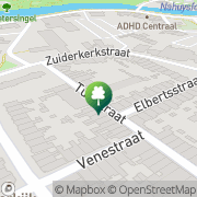 Kaart Vitalpalace Zwolle, Nederland