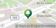 Carte de Shotokan Karate Club Genève Onex, Suisse