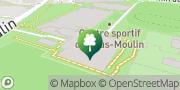 Carte de Centre Sportif Sous-Moulin Thônex, Suisse
