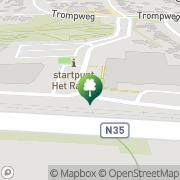 Kaart HealthCity Nijverdal, Nederland