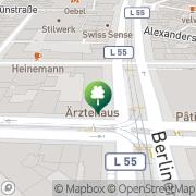 Karte BA1 Deutschland GmbH Düsseldorf, Deutschland