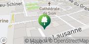 Carte de Stéphanie Roduit Sion, Suisse