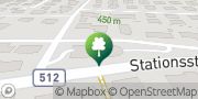 Karte Seuzifit AG Seuzach Dorf / Kirchgasse, Schweiz