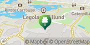 Kort LEGOLAND® Billund Resort Billund, Danmark